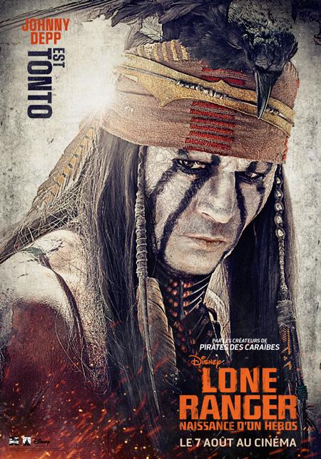 Lone-Ranger-Affiche-France-TONTO-Johnny-Depp