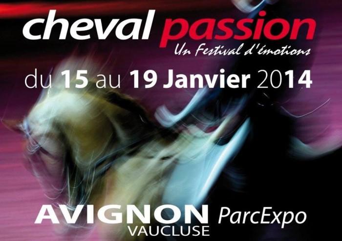 Cheval passion du 15 au 19 janvier 2014 avignon for Salon du cheval d avignon